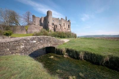 Laugharne_Castle sml